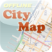 Edinburgh Offline City Map with POI
