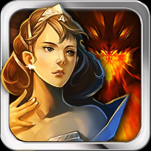 Darkness Rush: Saving Princess (AppStore Link)