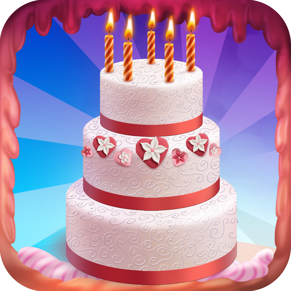 Delicious Cake To Decorate - Fabulous Advert Free Dressing Up Game